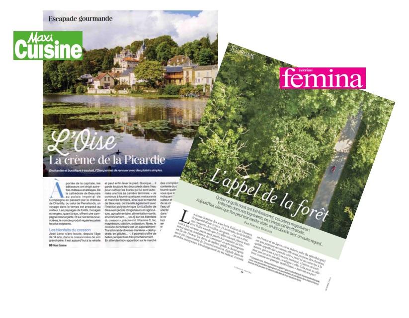article-presse-oise-tourisme-laetitia-dessaint